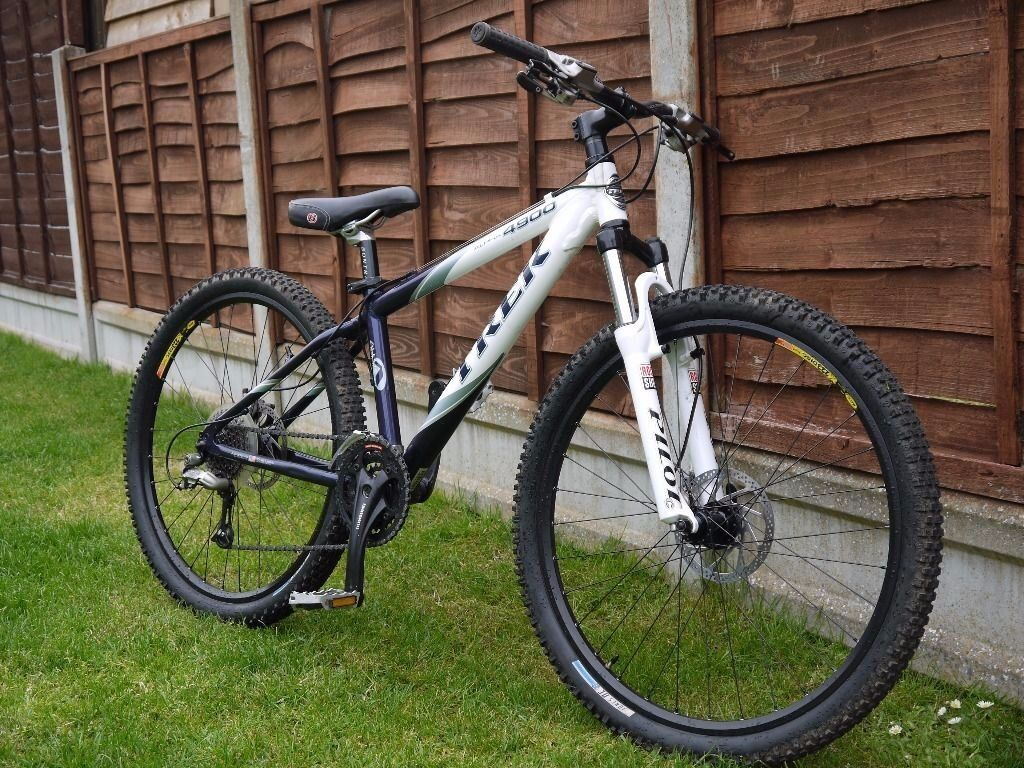Trek 4900 for sale - Trek 4900 Alpha Wsd Mountain Bike With Shimano Deore Disc Brakes S Excellent Condition