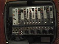 Mixer and Stage Snake For Sale
