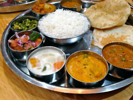 Vegetarian Indian Tiffin/Indian Catering/Theplas and Roti Service