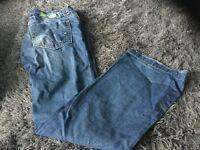 Ladies size 10 river island jeans