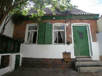 Great opportunity: Small charming house in small town in Germany