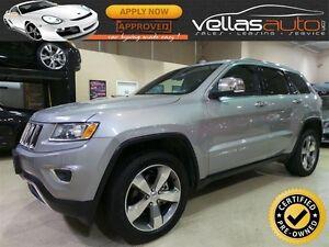 2015 Jeep Grand Cherokee Limited LIMITED| 4X4| NAVI| 20ALYS