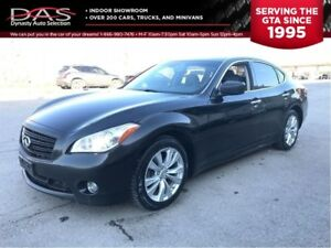 2011 Infiniti M56x /NAVIGATION/REAR CAMERA/AWD