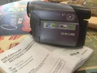 Dvd camcorder with instructions