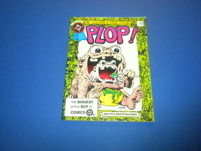 THE BEST OF DC BLUE RIBBON DIGEST #60 PLOP! 1985