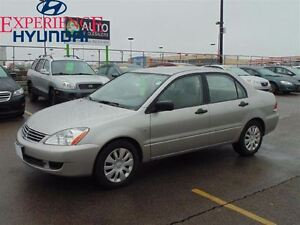 2006 Mitsubishi Lancer ES THIS WHOLESALE UNIT WILL BE SOLD AS IS