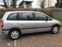 2003 Vauxhall Zafira 2.0 DTi 16v Design 5dr Manual @07445775115