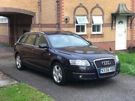 2006 Audi A6 2.0 Tdi Auto Lovely Estate Family Vehicle