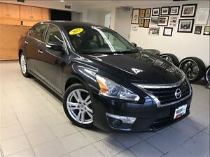2013 Nissan Altima 3.5 SL LEATHER/NAVI/RARE 3.5 V6!!!