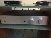 Exposure 2010S2D Integarted Amplifier 4 months old virtually mint with Origimal packaging.