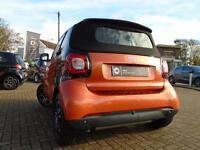 smart fortwo cabrio PRIME PREMIUM T (orange) 2016-03-30
