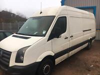 BREAKING VW CRAFTER LWB GOOD CONDITION 2008 DONE 120000 MILES