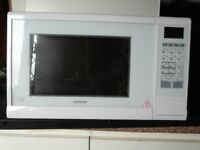Kenwood 28 Litre White Combination Microwave