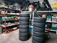 "X30 brand new budget tyred 17"" 18"" 19"" technic tyres audi bmw merc seat Corsa budget tyres"