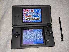 Black Nintendo DS Lite for sale!