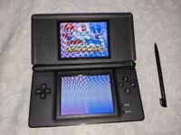 Black Nintendo DS Lite for sale!