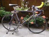 Vintage Peugeot Competition Triathlon Racing bike. Reynolds 531