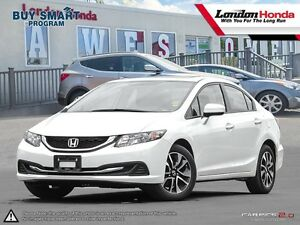 2015 Honda Civic EX *NEW ARRIVAL* One owner vehicle, Purchase...