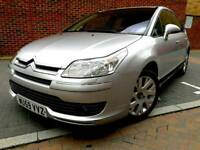 (((Citroen C4 2.0 EXCLUSIVE HDI 5d 140 BHP HPI CLEAR