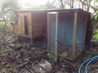 Large Chicken Coup For Sale