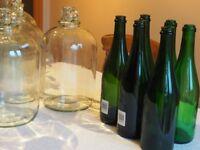 Demi John Jars and Bottles