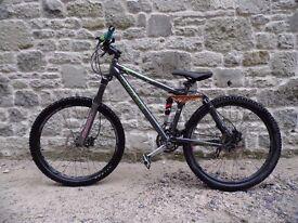 Carrera Banshee X - Downhill Mountain Bike