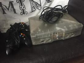 Original Xbox crystal limited edition