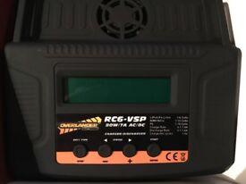 Overlander RC6-VSP LiPo Charger & Ultrasport 50C & Turnigy 9XR