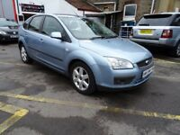 2006 Ford Focus 1.6 Sport 5dr FULL FORD SERVICE HISTORY