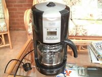 Filter Coffee Maker. Morphy Richards