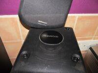 vintage kenwood studio speakers 150 watts
