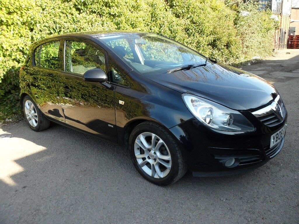 2008 vauxhall corsa 1 2 i 16v club 5d car finance cheap. Black Bedroom Furniture Sets. Home Design Ideas