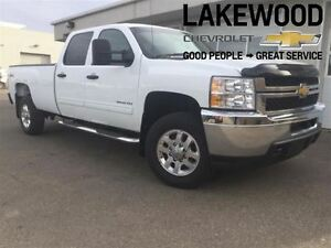 2013 Chevrolet SILVERADO 3500HD LT (Bluetooth, Tinted Windows, S Edmonton Edmonton Area image 1
