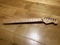 Mighty mite guitar neck