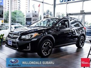 2016 Subaru Crosstrek Limited w/Tech PKG Navi Eyesight