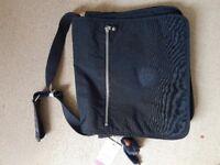 Kipling school bag. Unused. Tag on. Sachel style.