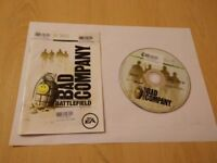 Battlefield (Bad company and Bad company 2) XBox 360
