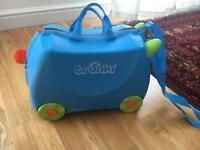 Trunki or suitcase for your child