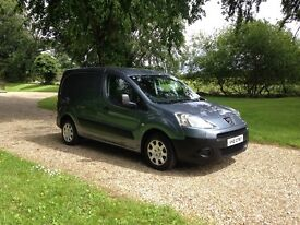 2012 Peugeot Partner For Sale 3 Seater