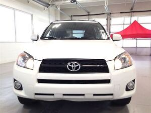 2010 Toyota RAV4 SPORT| 4WD| CRUISE CONTROL| SUNROOF| A/C| 124,1 Cambridge Kitchener Area image 9