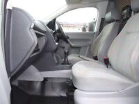 VOLKSWAGEN CADDY 2.0 SDI PD C20 Panel Van 4dr (white) 2009