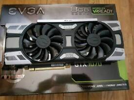 GeForce EVGA 1070 GTX 8GB Superclocked