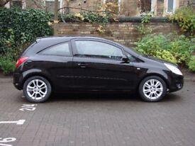 AA WARRANTY!!! 2007 VAUXHALL CORSA 1.2i 16v Design 3dr HALF LEATHER, 1 YEAR MOT, 2 FORMER KEEPERS