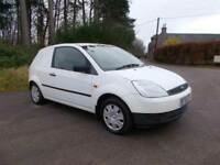 *NO VAT* 2005 55 FORD FIESTA 1.4 TDCI 3 DOOR VAN CALL 07791629657 *NO VAT*