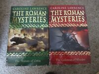 Children's Set of Books Set of 15 The Roman Mysteries