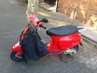 Piaggio Vespa 125 (2003, et4 model) Good running bike