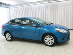 2013 Ford Focus WHAT A GREAT DEAL!! SE SEDAN w/ A/C, HEATED SEAT