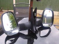 ford transit mirrors