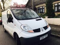 2007 Renault trafic tax and mot air con