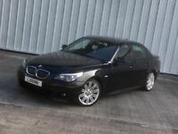 BMW 525d M Sport Auto | DOCTOR OWNED | Carbon Black | PRISTINE | FSH | HPI CLEAR 520d 530d 330d 320d